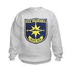 USS INGERSOLL Kids Sweatshirt