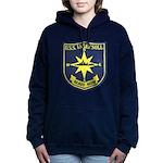 USS INGERSOLL Women's Hooded Sweatshirt