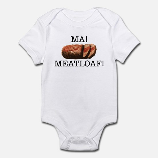 MA MEATLOAF! Infant Bodysuit