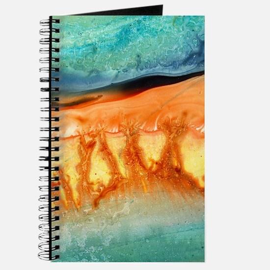 Unique Lava Journal