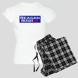 Reagan 84 - Distressed Women's Light Pajamas