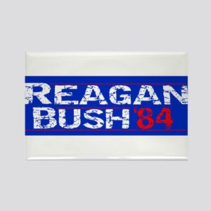 Reagan 84 - Distressed Magnets
