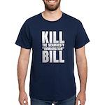 Scamnesty Bill Dark T-Shirt