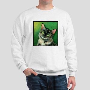 Tortoise Shell Cat Sweatshirt