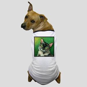 Tortoise Shell Cat Dog T-Shirt
