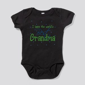 I have the World's Best Grandma Infant Bodysuit Bo
