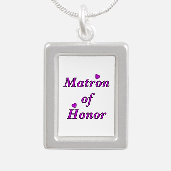 Matron of Honor Simply Love Necklaces