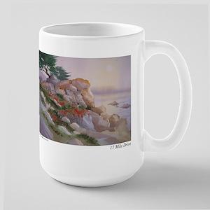 17 Mile Drive Large Mug
