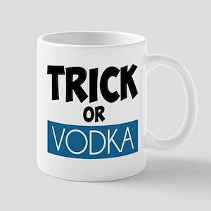 Trick or Vodka Mugs