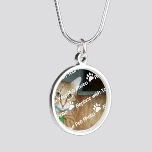 CUSTOMIZE With Your Pet Photo Necklaces