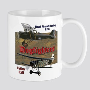 Dogfighters: SE5 vs Fokker D.VII Mug