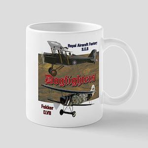 Dogfighters: SE5 vs Fokker D.VII Mug
