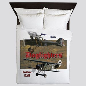 Dogfighters: SE5 vs Fokker D.VII Queen Duvet