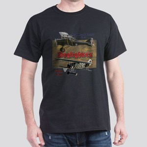 Dogfighters: SE5 vs Fokker D.VII Dark T-Shirt