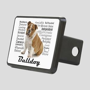 Bulldog Traits Hitch Cover