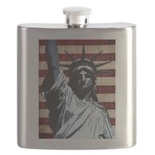 Liberty Flag Flask