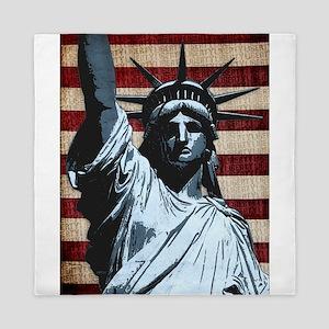 Liberty Flag Queen Duvet