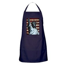 Liberty Flag Apron (dark)