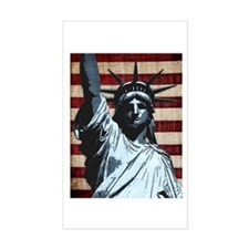 Liberty Flag Sticker