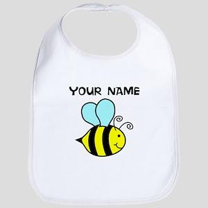 Custom Bumble Bee Bib