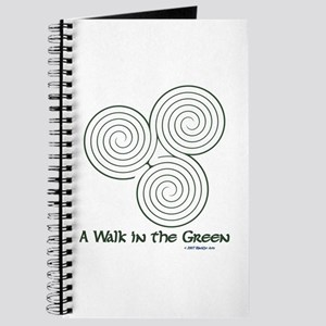 A Walk in the Green Journal