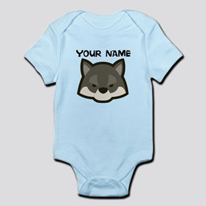 Custom Wolf Body Suit