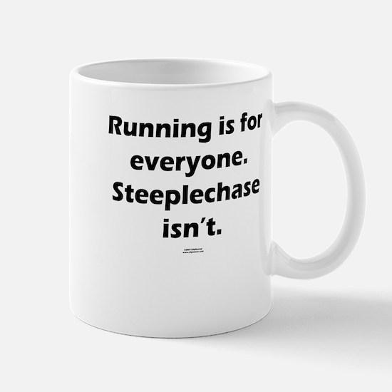 Steeplechase isn't Mug