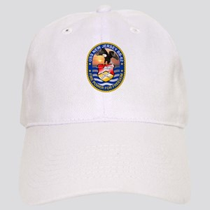 USS New Jersey BB-62 Baseball Cap
