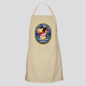 USS New Jersey BB-62 Apron
