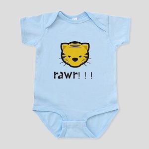 Rawr Tiger Body Suit