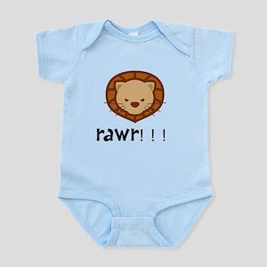 Rawr Lion Body Suit