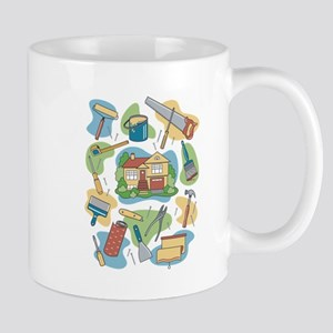 Home Improvement Mugs