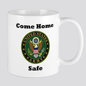 US Army Come Home Safe Mugs