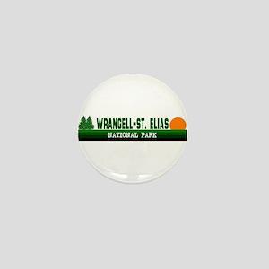 Wrangell-St. Elias National P Mini Button