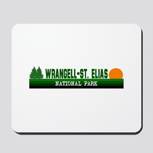 Wrangell-St. Elias National P Mousepad