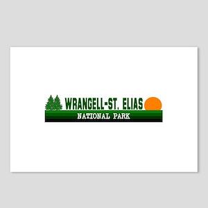 Wrangell-St. Elias National P Postcards (Package o