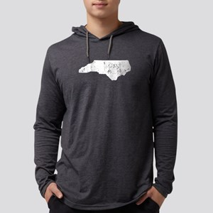 North Carolina Drummer Tshirt Long Sleeve T-Shirt