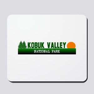 Kobuk Valley National Park Mousepad