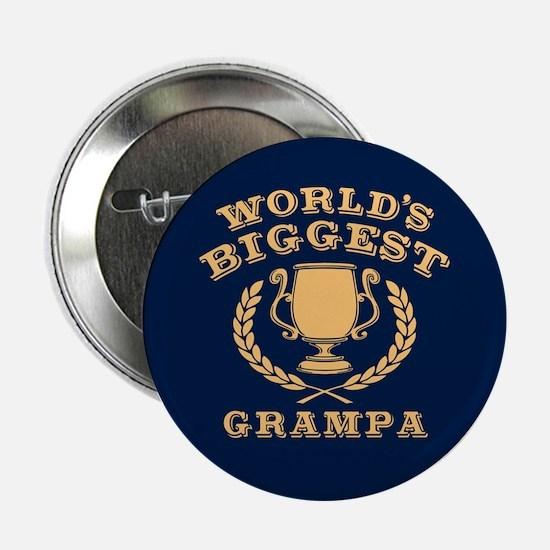 """World's Biggest Grampa 2.25"""" Button"""