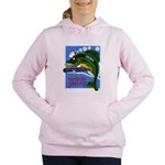 USS JALLAO Women's Hooded Sweatshirt