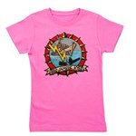 USS JAMES E. KYES Girl's Tee