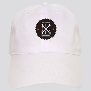 Stay BLUE Collar Baseball Cap