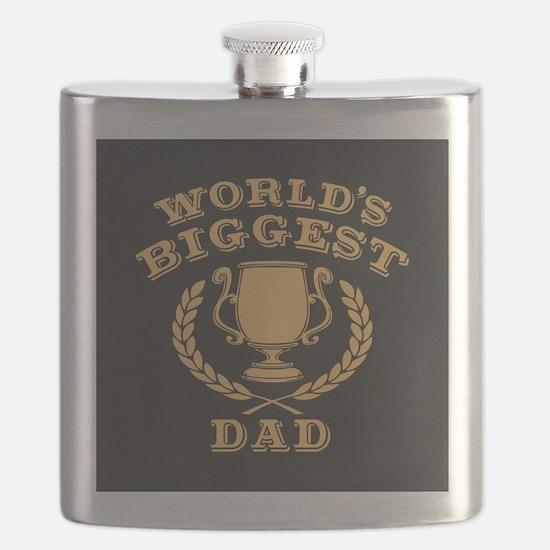 World's Biggest Dad Flask