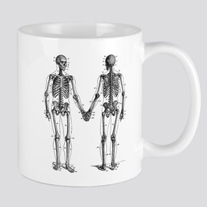 Skeletons 11 oz Ceramic Mug