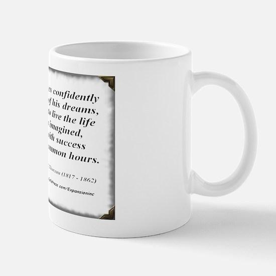 (Success - Thoreau - C) Mug