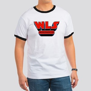 WLS Chicago '76 Ringer T
