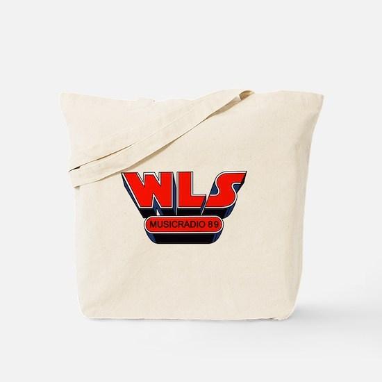 WLS Chicago '76 Tote Bag