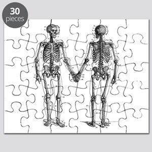 Skeletons Puzzle