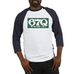 WMAQ Chicago '72 - Baseball Jersey
