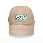 WMAQ Chicago '72 - Cap